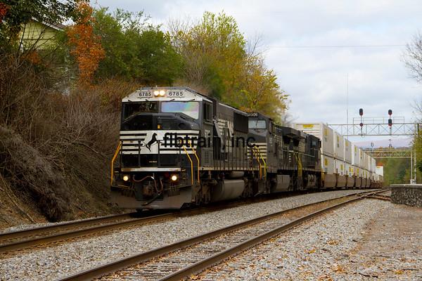 NS2012100161 - Norfolk Southern, Bull's Gap, TN, 10/2012