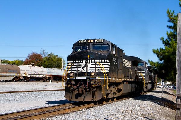 NS2012101203 - Norfolk Southern, Irondale, AL, 10/2012