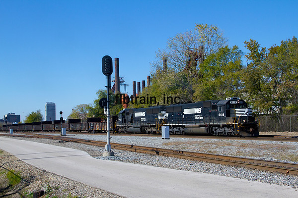 NS2012101540 - Norfolk Southern, Birmingham, AL, 10/2012