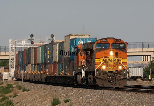 BNSF2012051960 - BNSF, Amarillo, TX, 5/2012