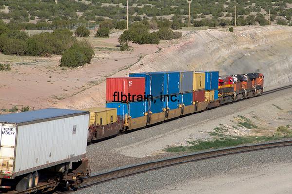 BNSF2012051864 - BNSF, East Abo Canyon, NM, 5/2012