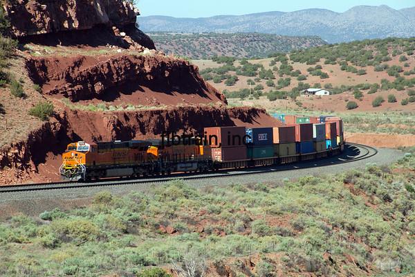 BNSF2012051884 - BNSF, Scolle, NM, 5/2012