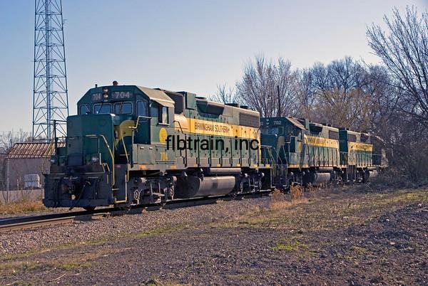 BSRR2009020003 - Birmingham Southern, Birmingham, AL, 2/2009