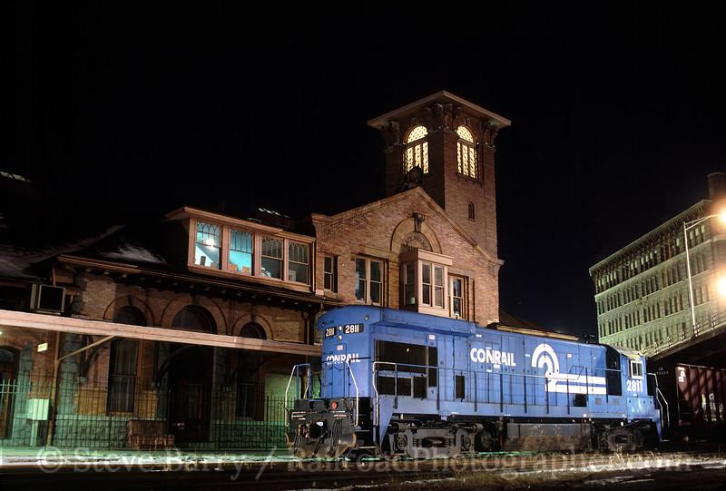 Photo 0169<br /> Conrail; Binghamton, New York