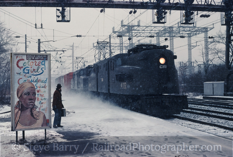 Photo 0175<br /> Conrail; Princeton Junction, New Jersey