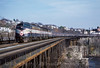 Photo 3668<br /> New Jersey Transit; Easton, Pennsylvania<br /> November 1985