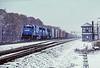 Conrail; Cresson PA; 10/1989