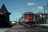 Photo 0483<br /> Soo Line; Sturdevant, Wisconsin<br /> October 1990