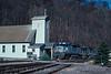 Photo 3023<br /> CSX Transportation; Dante, Virginia<br /> November 1990