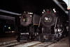 Photo 0526<br /> Union Pacific 844 and Cotton Belt 819; St. Louis, Missouri<br /> June 1990
