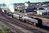 Photo 2468<br /> Union Pacific 8444 and Frisco 1522; St. Louis, Missouri<br /> June 1990