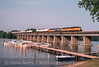 Photo 2867<br /> CSX Transportation; Aquia Creek, Stafford, Virginia<br /> June 1991