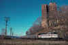 Photo 2903<br /> Amtrak; Spuyetn Duyvil, New York<br /> March 1991