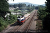 Photo 0324<br /> Metro North; Little Stony Point, Cold Spring, New York<br /> August 22, 1992