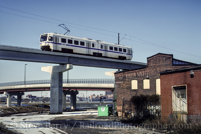 Photo 5086<br /> Maryland Transit Administration<br /> Baltimore, Maryland<br /> February 1993