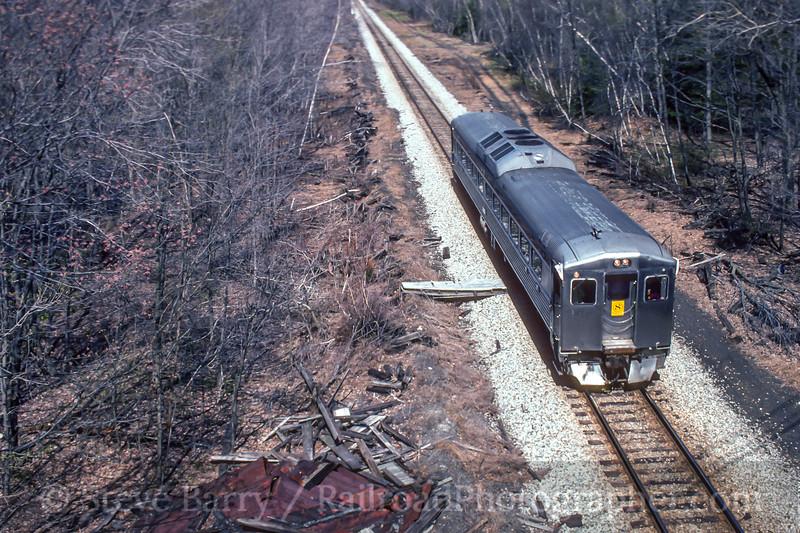 New York, Susquehanna & Western; Beaver Lake NJ; 5/1993