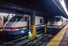 Photo 5205<br /> Amtrak<br /> Pennsylvania Station, Manhattan, New York<br /> December 1993