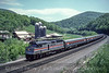 Photo 5038<br /> Amtrak<br /> Spruce Creek, Pennsylvania<br /> May 1993