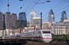 Photo 0798<br /> Amtrak; Philadelphia, Pennsylvania<br /> October 6, 1993