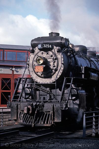 Photo 0645<br /> Steamtown National Historic Site; Scranton, Pennsylvania<br /> September 19, 1993