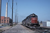 Photo 1830<br /> St. Louis Southwestern (Cotton Belt); Pine Bluff, Arkansas<br /> March 27, 1993