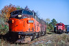 Southern Railroad of New Jersey; Winslow Junction NJ; 10/28/93