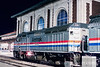 Photo 5083<br /> Amtrak<br /> Salt Lake City, Utah<br /> September 1994
