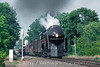 Photo 5116<br /> Norfolk & Western 611<br /> Oakwood, Georgia<br /> June 25, 1994