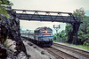 Amtrak; Breakneck Ridge NY; 8/1994