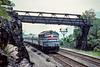 Amtrak; Breakneck Ridge NY; 8/1994