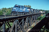 Photo 4883<br /> Conrail<br /> Easton, Pennsylvania<br /> October 1994