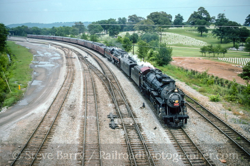 Photo 4589<br /> Frisco 1522<br /> Chattanooga, Tennessee<br /> June 1994