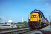 Photo 4718<br /> CSX Transportation<br /> Arlington, Virginia<br /> April 1994