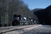 Photo 1209<br /> Norfolk Southern; Elkhorn, West Virginia<br /> February 18, 1995