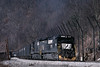Photo 1208<br /> Norfolk Southern; Elkhorn, West Virginia<br /> February 18, 1995