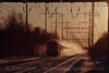 Photo 0668<br /> Amtrak; Glenolden, Pennsylvania<br /> February 4, 1996