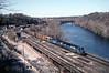 Photo 0173<br /> Conrail; Easton, Pennsylvania<br /> April 15, 1997