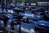 Photo 0186<br /> Conrail; Selkirk Yard, South Albany, New York<br /> May 18, 1997