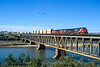 Photo 5087<br /> Canadian National<br /> Saskatoon, Saskatchewan<br /> September 2000