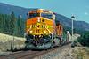 BNSF (on Montana Rail Link); Donlan MT; 9/2000