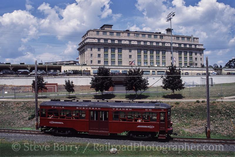 Photo 2520<br /> Electric City Trolley Museum; Scranton, Pennsylvania<br /> July 2001
