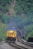 Photo 0214<br /> CSX Transportation; Magnolia, West Virginia<br /> May 2001
