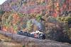 Photo 3546<br /> East Broad Top; Shirleysburg, Pennsylvania<br /> October 2001