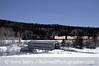 Photo 0811<br /> Chemin de Fer de la Matapédia et du Golfe; Causapscal, Quebec<br /> April 2001