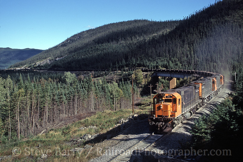 Photo 1181<br /> Quebec Cartier Mining; Charles, Port Cartier, Quebec<br /> September 12, 2001