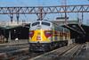Photo 3593<br /> Delaware, Lackawanna & Western 808; Hoboken, New Jersey<br /> September 8, 2001