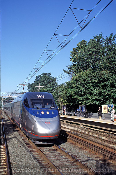 Photo 0025<br /> Amtrak; Old Greenwich, Connecticut<br /> August 2001