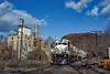 Photo 1198<br /> Delaware Lackawanna; Delaware Water Gap, Pennsylvania<br /> October 26, 2001