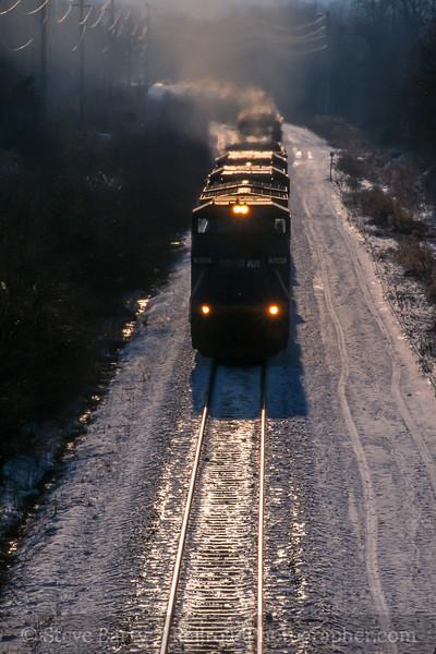 Norfolk Southern; Perryville NJ; 12/2002