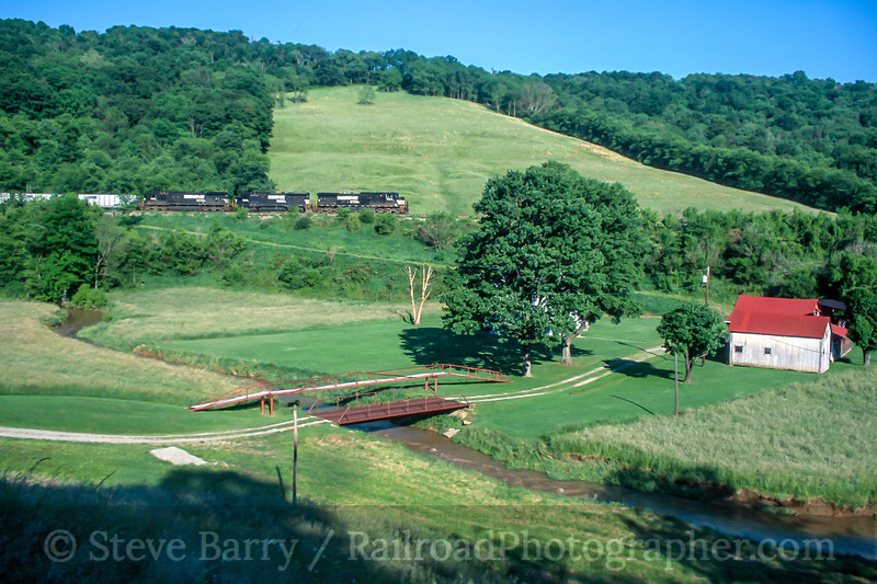 Norfolk Southern Holbrook, Pennsylvania June 2002